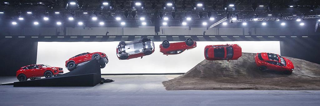Foto Jaguar E-PACE