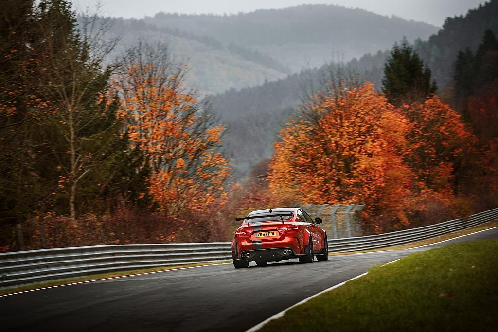 Foto Jaguar XE
