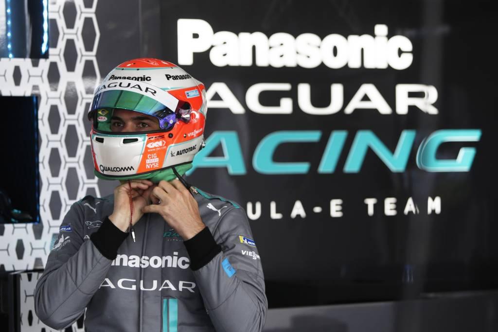 Foto Jaguar Racing Hong Kong Nelsen Piquet jr.