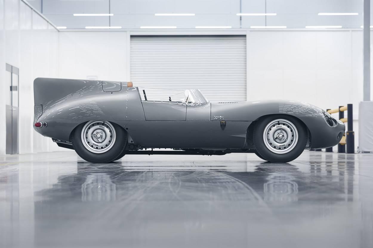 Foto Jaguar D-Type