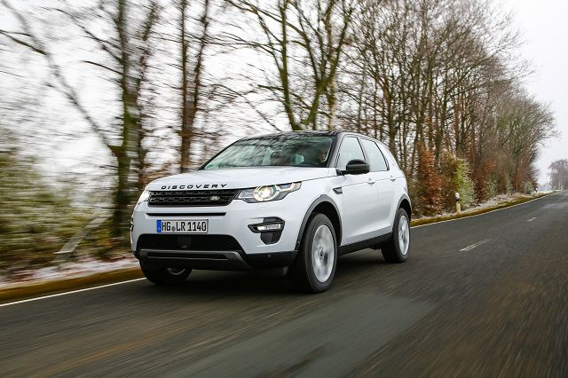 Foto Discovery Sport