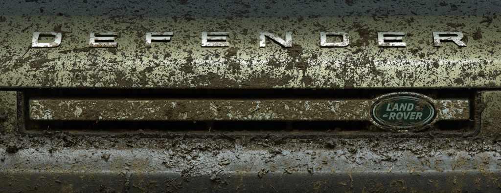 Foto Der neue Land Rover Defender