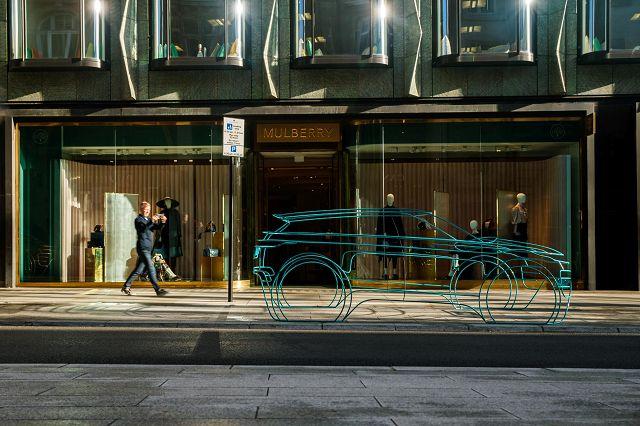 Foto Range Rover Evoque