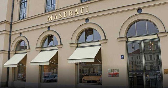 Foto Maserati Store