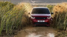 Land Rover Discovery Sport Bild3
