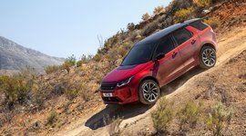 Land Rover Discovery Sport Bild2