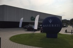 26. August 2017 - Maserati Summer Experience im Golfhouse