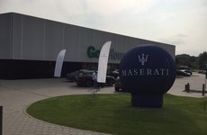 26. August 2017 - Maserati Summer Experience im Golfhouse - Bild 1