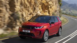 Land Rover Discovery Sport Bild4