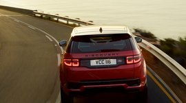 Land Rover Discovery Sport Bild5