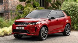 Land Rover Discovery Sport Bild1